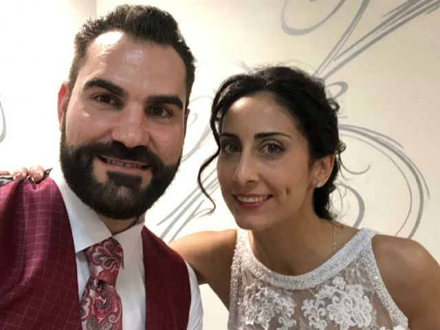 La boda de Irene y José Manuel