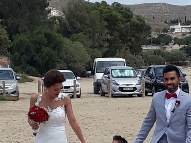 La boda de Angel y Marian en Aguamarga, Almería 6