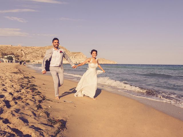 La boda de Angel y Marian en Aguamarga, Almería 11