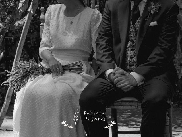 La boda de Jordi y Fabiola en Arbucies, Girona 1