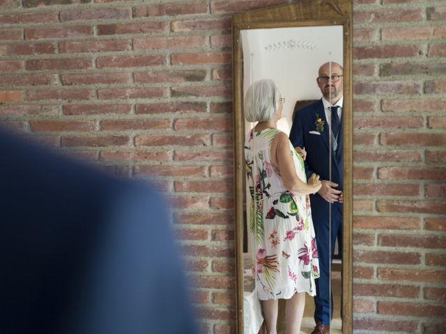La boda de Jordi y Fabiola en Arbucies, Girona 10