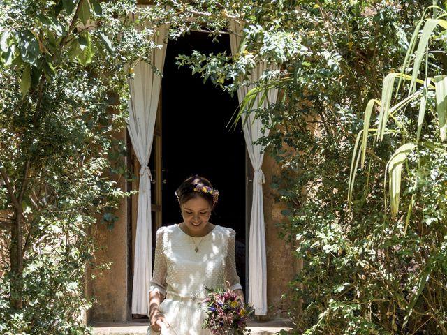 La boda de Jordi y Fabiola en Arbucies, Girona 16