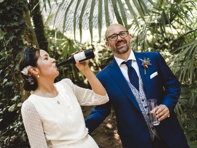 La boda de Jordi y Fabiola en Arbucies, Girona 20