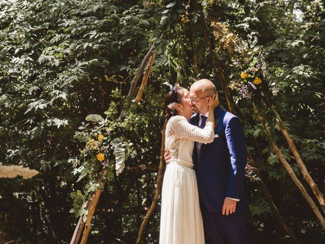 La boda de Jordi y Fabiola en Arbucies, Girona 22