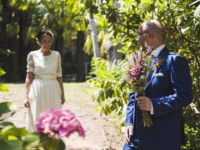 La boda de Jordi y Fabiola en Arbucies, Girona 24