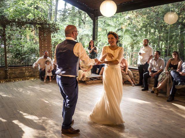 La boda de Fabiola y Jordi