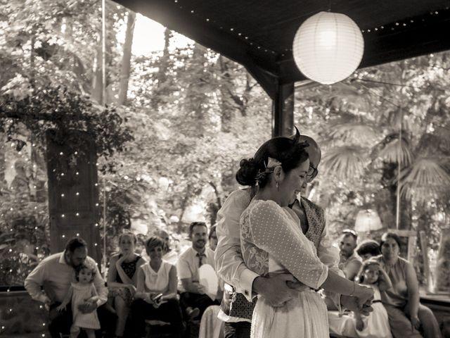 La boda de Jordi y Fabiola en Arbucies, Girona 35