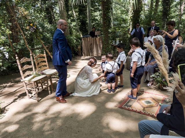 La boda de Jordi y Fabiola en Arbucies, Girona 41