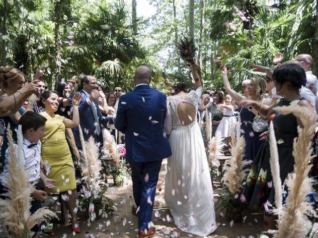 La boda de Jordi y Fabiola en Arbucies, Girona 42