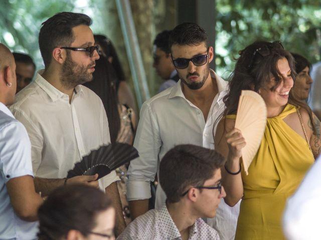 La boda de Jordi y Fabiola en Arbucies, Girona 49