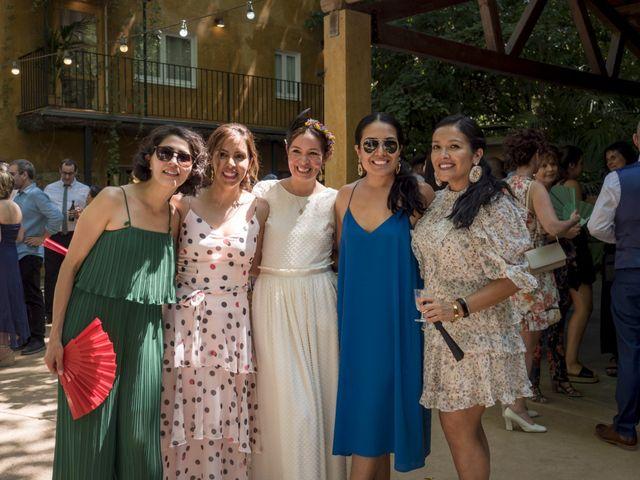 La boda de Jordi y Fabiola en Arbucies, Girona 55