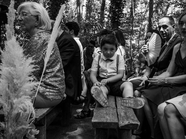 La boda de Jordi y Fabiola en Arbucies, Girona 65