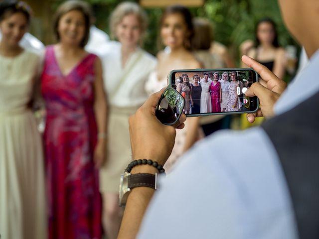 La boda de Jordi y Fabiola en Arbucies, Girona 68