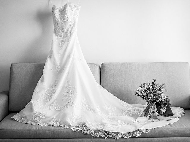 La boda de Edison y Tatyana en Playa Blanca (Yaiza), Las Palmas 8