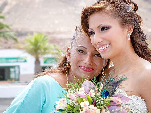 La boda de Edison y Tatyana en Playa Blanca (Yaiza), Las Palmas 25