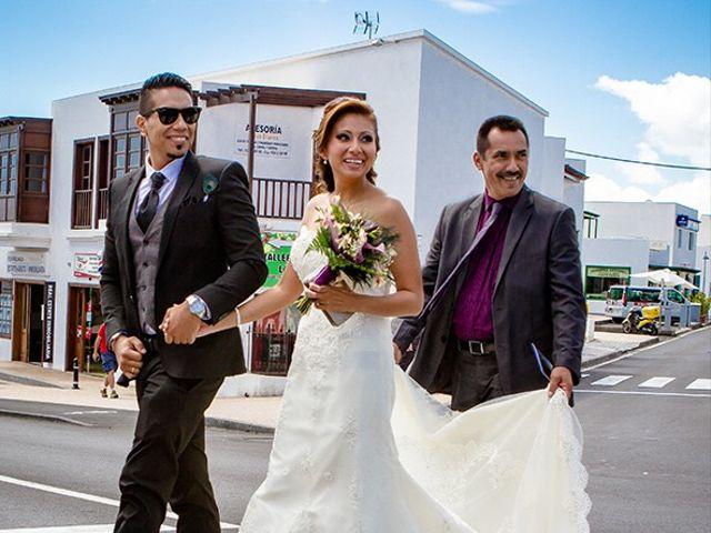 La boda de Edison y Tatyana en Playa Blanca (Yaiza), Las Palmas 26
