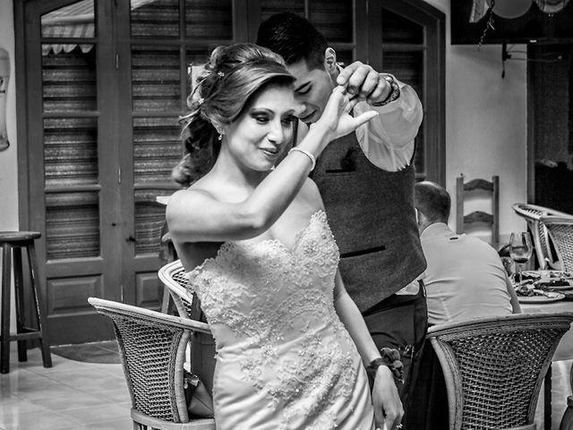 La boda de Edison y Tatyana en Playa Blanca (Yaiza), Las Palmas 34