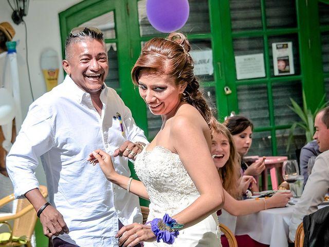 La boda de Edison y Tatyana en Playa Blanca (Yaiza), Las Palmas 38