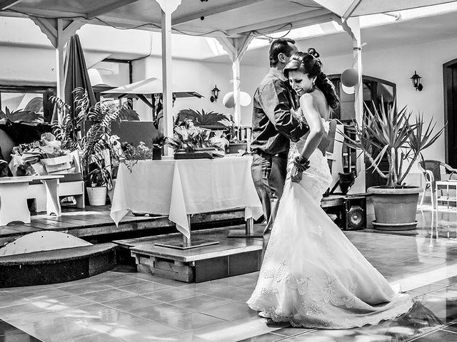 La boda de Edison y Tatyana en Playa Blanca (Yaiza), Las Palmas 40