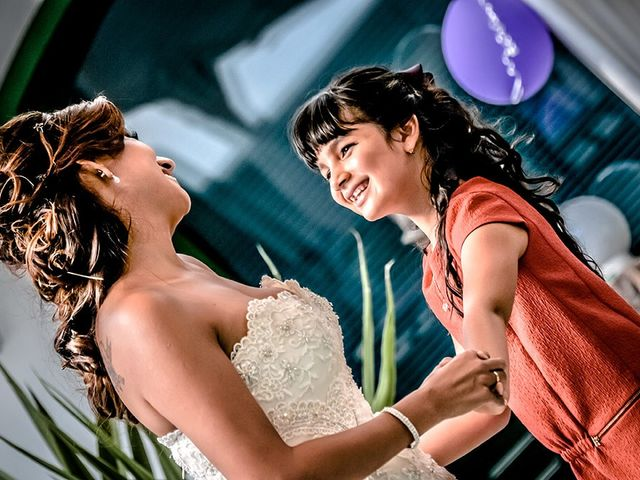 La boda de Edison y Tatyana en Playa Blanca (Yaiza), Las Palmas 41