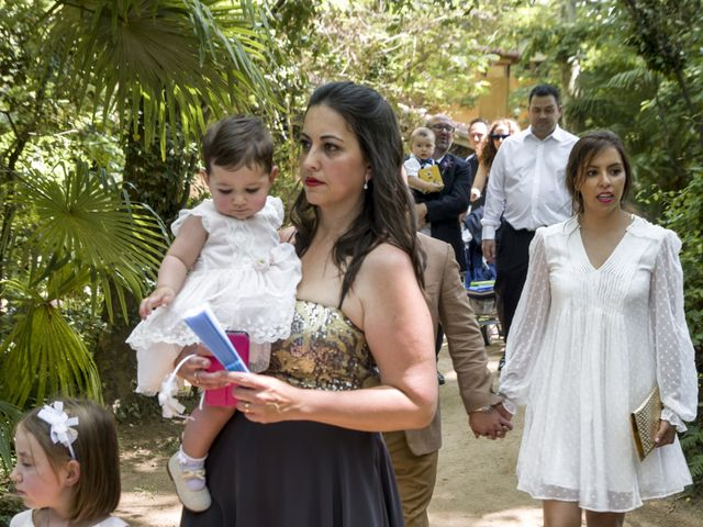 La boda de Jordi y Fabiola en Arbucies, Girona 78