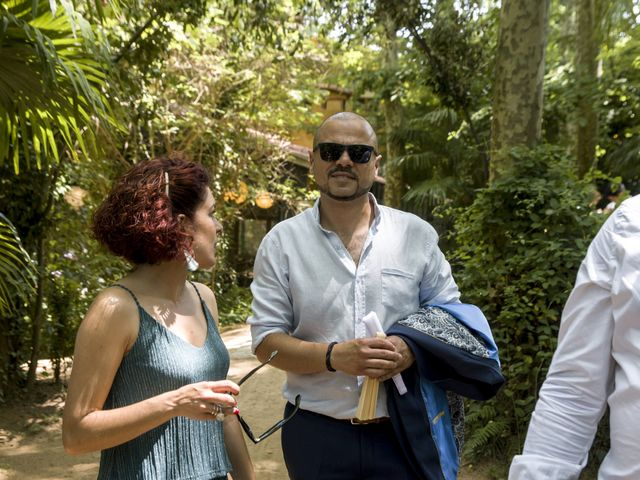 La boda de Jordi y Fabiola en Arbucies, Girona 80