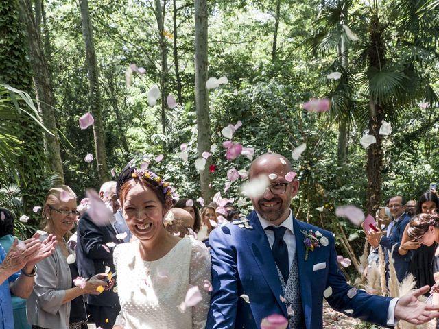La boda de Jordi y Fabiola en Arbucies, Girona 85