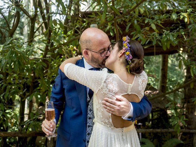 La boda de Jordi y Fabiola en Arbucies, Girona 91