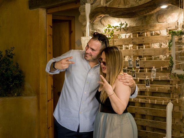 La boda de Jordi y Fabiola en Arbucies, Girona 93