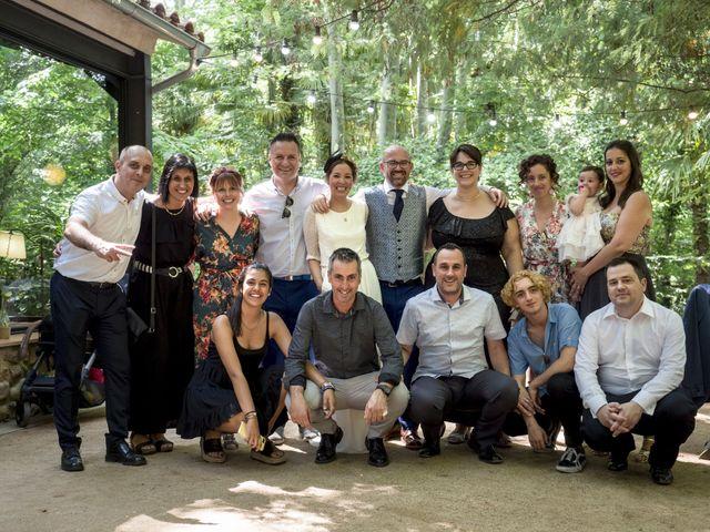 La boda de Jordi y Fabiola en Arbucies, Girona 100