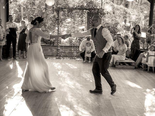 La boda de Jordi y Fabiola en Arbucies, Girona 110