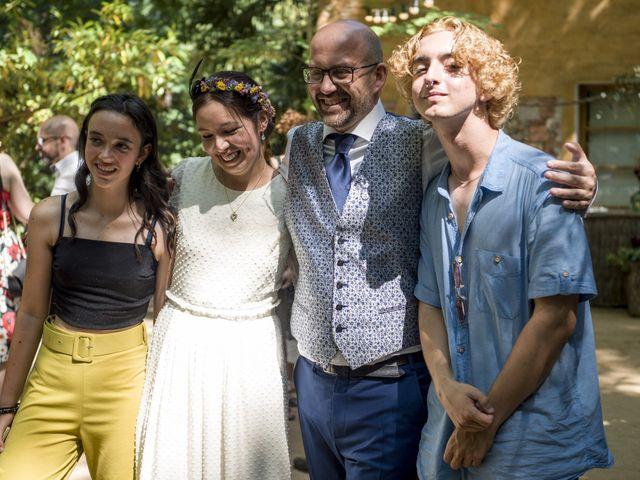 La boda de Jordi y Fabiola en Arbucies, Girona 122