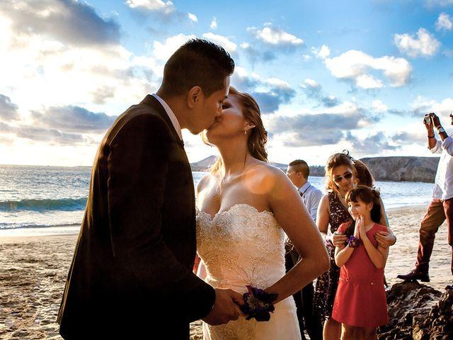 La boda de Edison y Tatyana en Playa Blanca (Yaiza), Las Palmas 50
