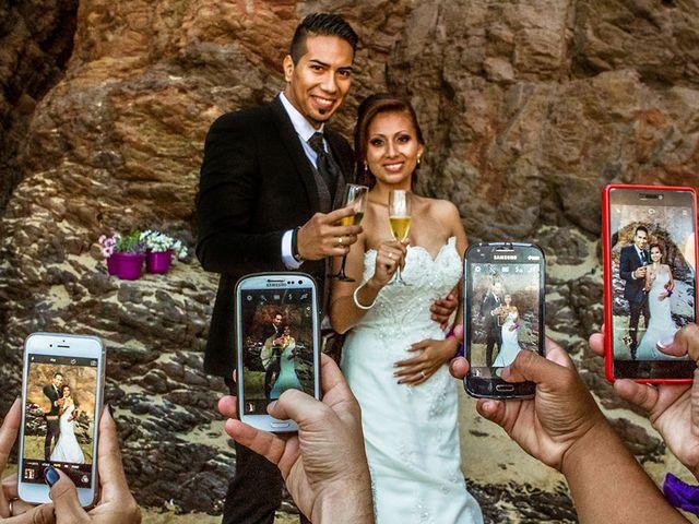 La boda de Edison y Tatyana en Playa Blanca (Yaiza), Las Palmas 52