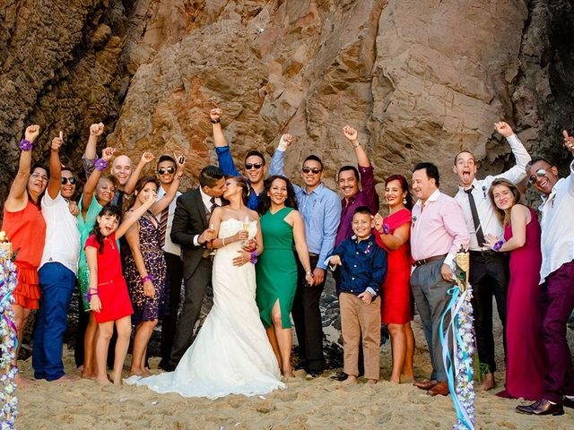 La boda de Edison y Tatyana en Playa Blanca (Yaiza), Las Palmas 53