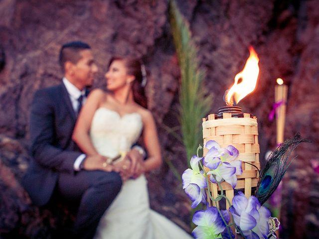 La boda de Tatyana y Edison