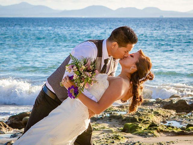 La boda de Edison y Tatyana en Playa Blanca (Yaiza), Las Palmas 58