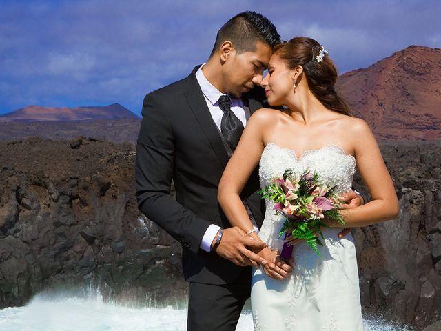 La boda de Edison y Tatyana en Playa Blanca (Yaiza), Las Palmas 60