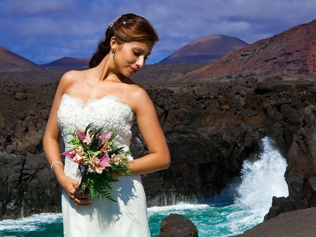 La boda de Edison y Tatyana en Playa Blanca (Yaiza), Las Palmas 62