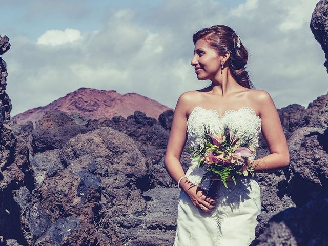 La boda de Edison y Tatyana en Playa Blanca (Yaiza), Las Palmas 64