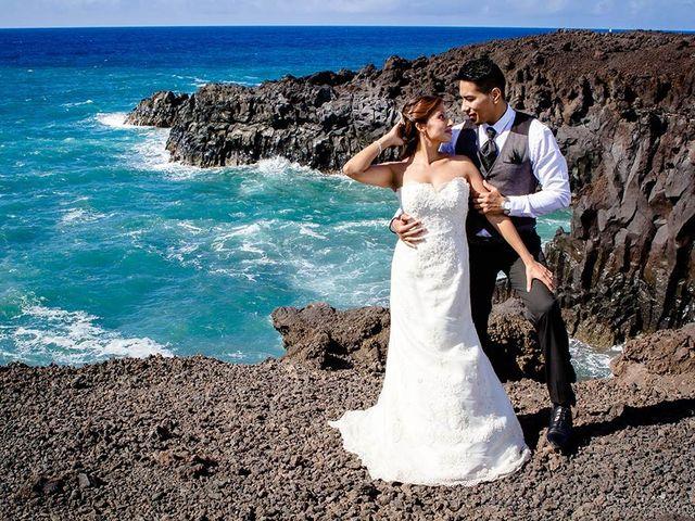 La boda de Edison y Tatyana en Playa Blanca (Yaiza), Las Palmas 68
