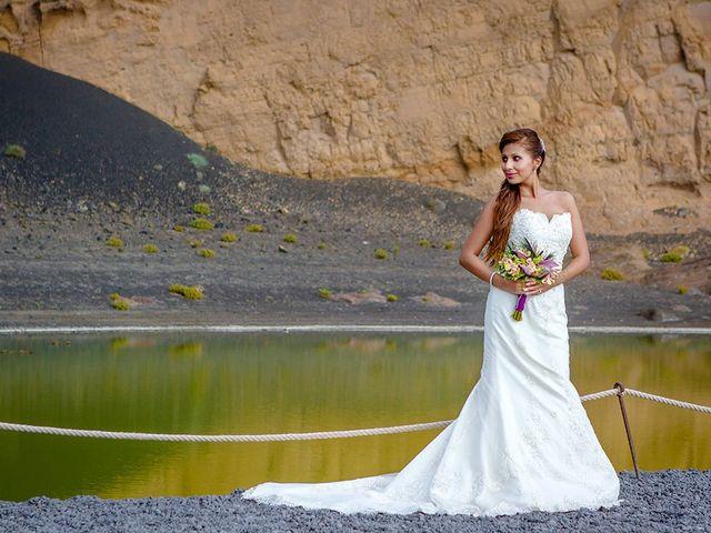 La boda de Edison y Tatyana en Playa Blanca (Yaiza), Las Palmas 70