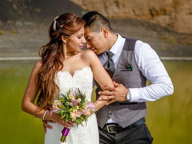 La boda de Edison y Tatyana en Playa Blanca (Yaiza), Las Palmas 72