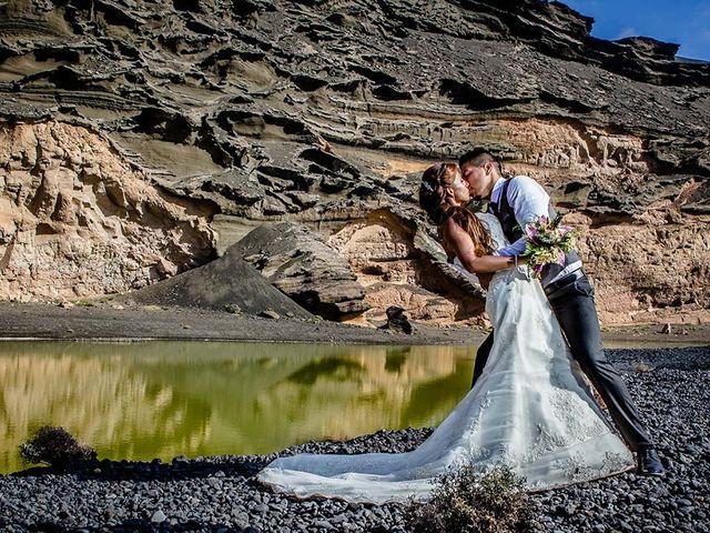 La boda de Edison y Tatyana en Playa Blanca (Yaiza), Las Palmas 73