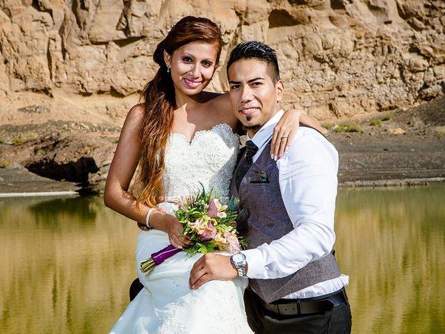 La boda de Edison y Tatyana en Playa Blanca (Yaiza), Las Palmas 74