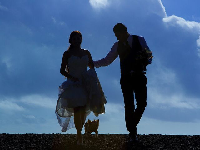 La boda de Edison y Tatyana en Playa Blanca (Yaiza), Las Palmas 76