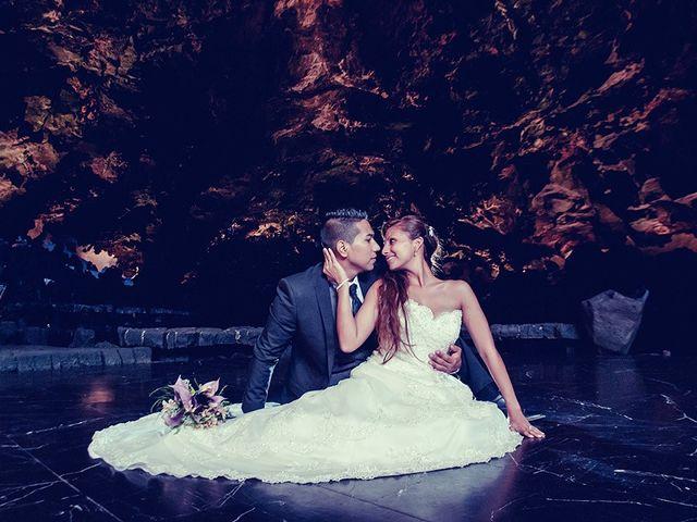 La boda de Edison y Tatyana en Playa Blanca (Yaiza), Las Palmas 83