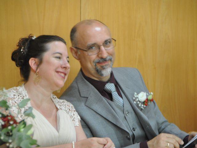 La boda de Audrey y Daniel