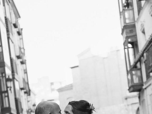 La boda de Diego  y Cris en Valladolid, Valladolid 22