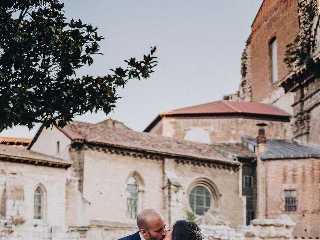La boda de Diego  y Cris en Valladolid, Valladolid 28